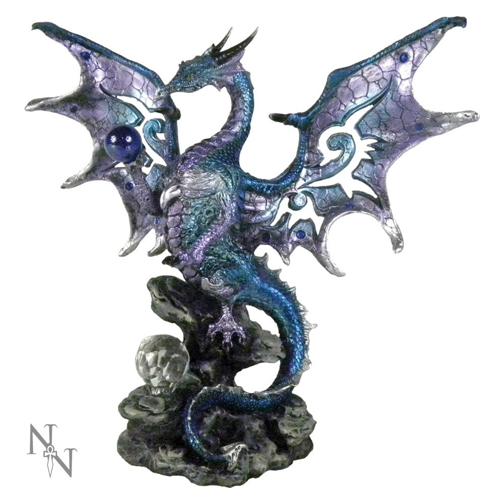 Blue Dragon Protector - Nemesis