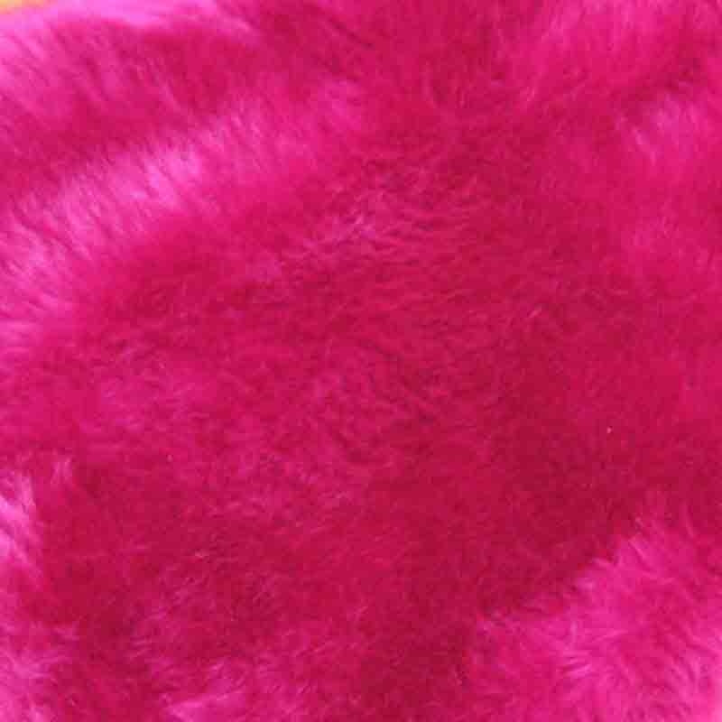 Fuchsia Sheepskin