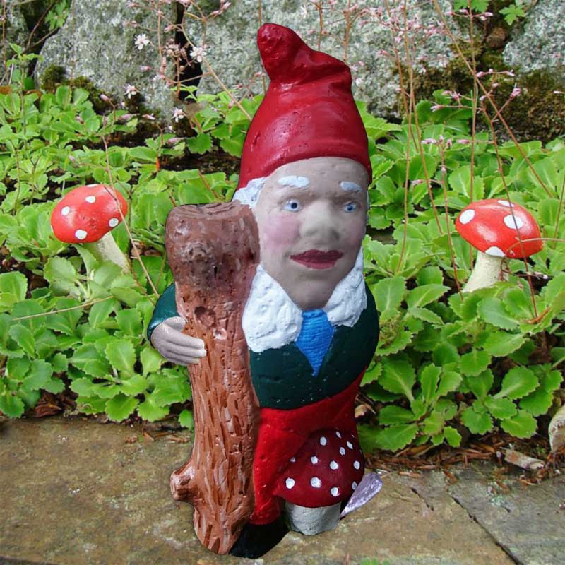 Garden Gnome Murray