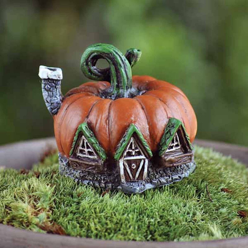 mini Pumpkin House