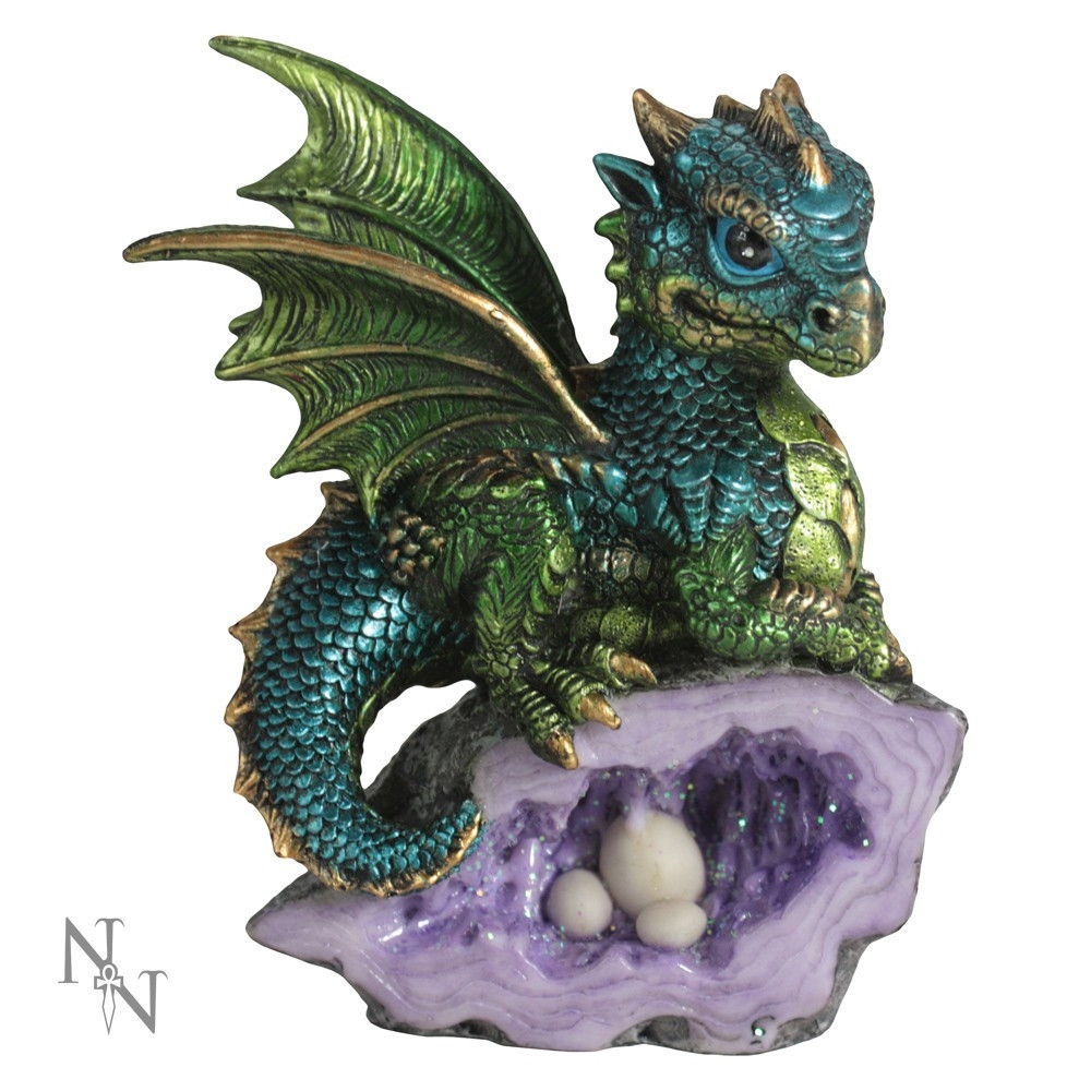Green Nest Guardian Dragon - Nemesis