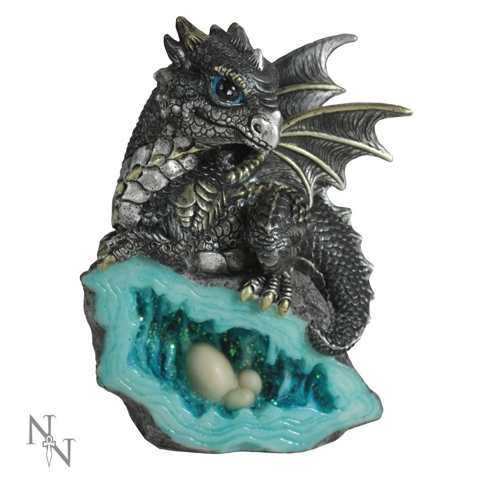 Blue Nest Guardian Dragon - Nemesis