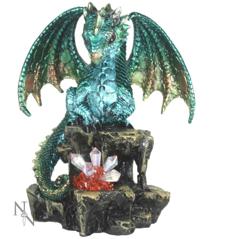 Emeraldon Dragon Figurine - Nemesis