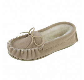 Sheepskin Slipper PVC Sole
