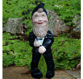 Garden Gnome James Bond