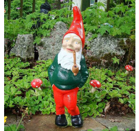 Garden gnome Clem by Pixieland