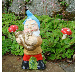 Garden Gnome Harry by Pixieland