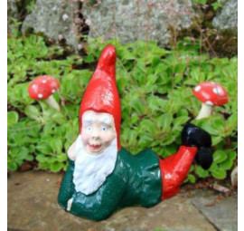 Garden Gnome Kevin by Pixieland