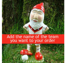 Made to order garden gnome