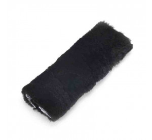 28cm Black Seatbelt Cover