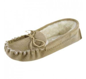 moccasin soft sole