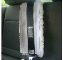 28cm Sheepskin Seatbelt Cover