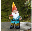 Abe the Cheeky Garden Gnome