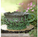 Fairy Garden Woodland Tea Cup Planter