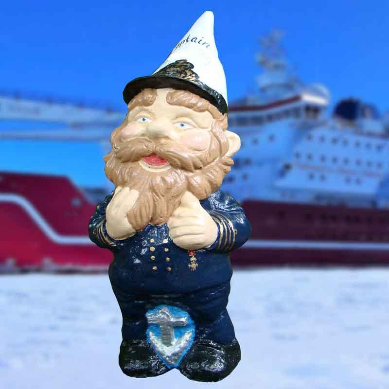 Captain Gnome