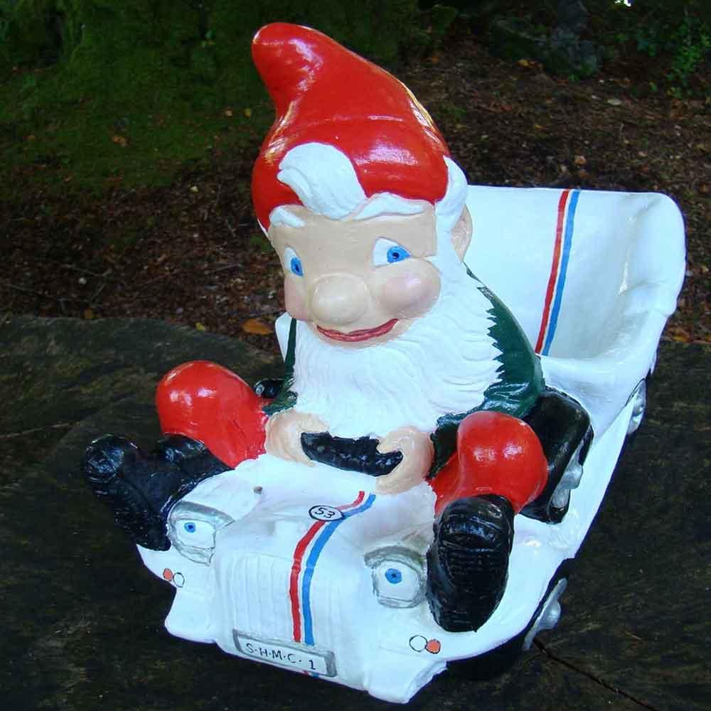 Formula 1 gnome