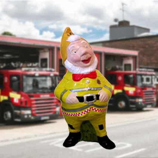 fireman lee