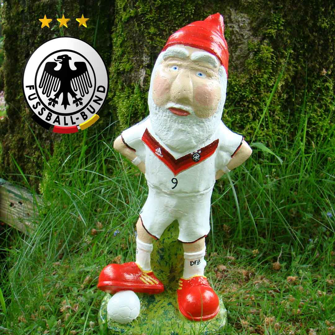 German World Cup Gnome