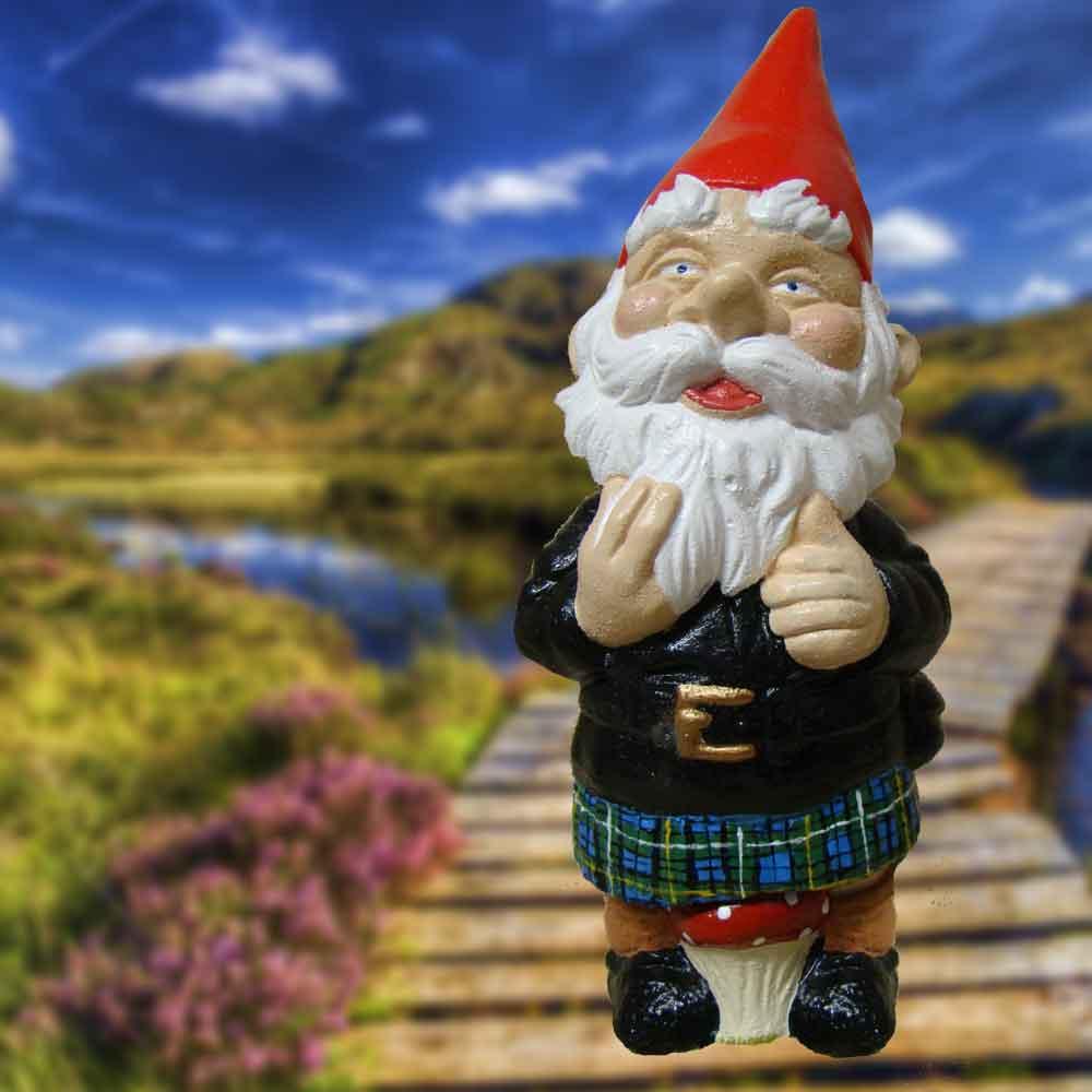 Scots Gnome