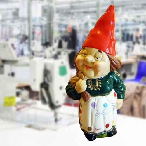 Seamstress Gnome