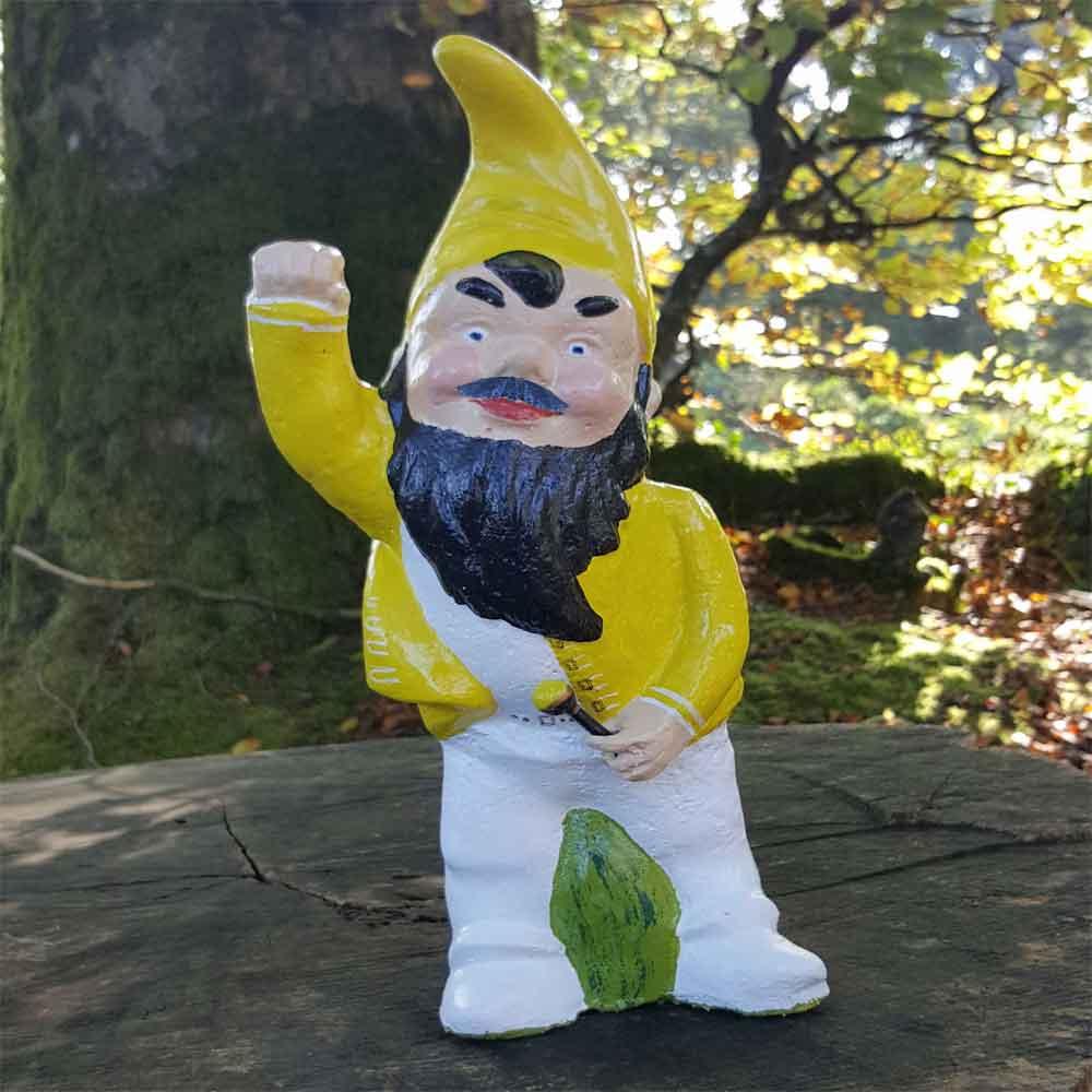 Freddie Mercury gnome
